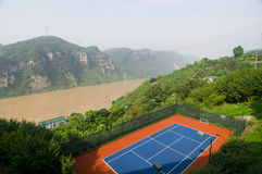 Three Gorges scenery Stock Photography