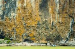 Three gorges, Yangtze river Stock Image