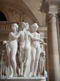 Three Graces Royalty Free Stock Photography