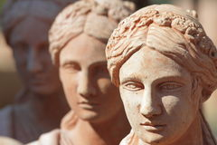 Three graces Stock Photography