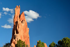 Three Graces Garden of the Gods Colorado Springs Royalty Free Stock Images
