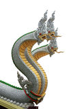 Three head king of nagas Stock Images