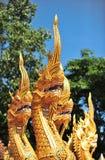 Three heads dragon Royalty Free Stock Photos