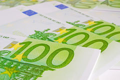 Three hundred euros Stock Photo