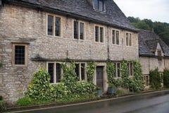 Three hungered years old English house, UK Royalty Free Stock Photos