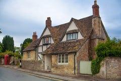 Three hungered years old English house, UK Stock Photo