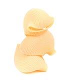 Three Italian pasta shells Stock Photo