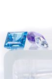 Three jewel Royalty Free Stock Photos