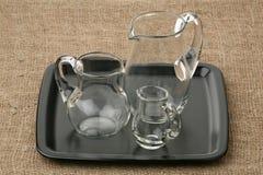 Three jugs Royalty Free Stock Image