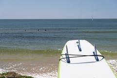 Three keels surfboard Stock Photography