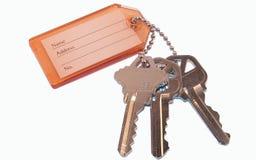Three Keys Royalty Free Stock Image