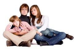 The three kids Stock Photography