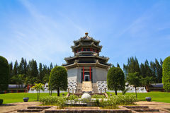 Three Kingdoms Park Royalty Free Stock Image
