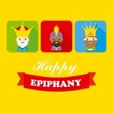 The Three Kings avatar Stock Image