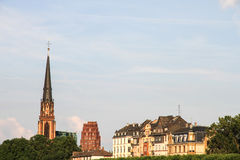 Three Kings Church in Frankfurt Royalty Free Stock Photo