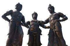 Three kings monument Royalty Free Stock Photos