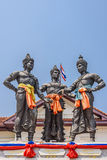 Three Kings Monument. Royalty Free Stock Photo