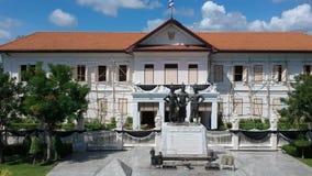 Three Kings Monument Square at Chiangmai ,Thailand