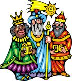 Three kings Stock Photos