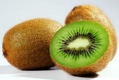 Three Kiwi Royalty Free Stock Images