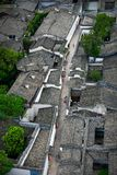 The Three Lanes and Seven Alleys. In fuzhou city,Fujian,China Royalty Free Stock Images