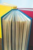 Three large art books Stock Photo