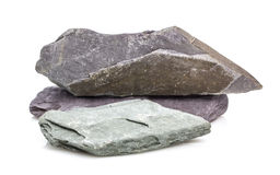 Three Large Rocks Stock Photos
