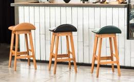 Saddle bar stool stock photo image of pony counter