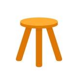 Three legged stool Stock Photography