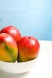Three Mangoes Stock Image