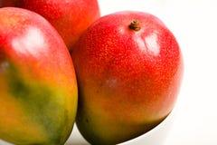 Three Mangoes Royalty Free Stock Photos