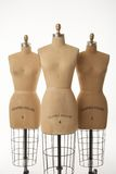 Three mannequins Stock Photography