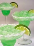 Three Margaritas Stock Image