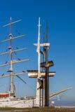Three Masts Stock Photos