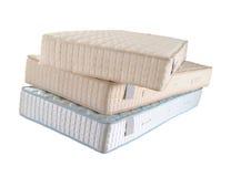 Three mattresses royalty free stock photos