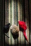 Three mice Royalty Free Stock Photos