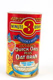Three Minute Oatmeal Stock Images