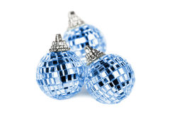 Three Mirror Balls Royalty Free Stock Photo