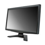 Three monitor Stock Photography