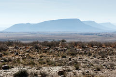 Three Mountains - Mountain Zebra National Park. Is a national park in the Eastern Cape province of South Africa proclaimed in July 1937 for the purpose of Royalty Free Stock Photos