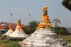 Three pagoda Royalty Free Stock Photos