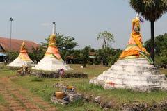 Three pagoda Royalty Free Stock Photography