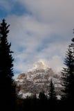 Three peaks of Lavaredo Royalty Free Stock Photography