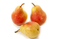 Free Three Pears Royalty Free Stock Image - 13797636