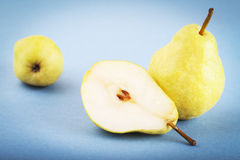 Free Three Pears Royalty Free Stock Images - 16108489