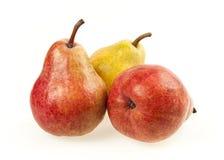 Three pears Stock Photo