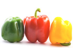 Three Pepper Royalty Free Stock Image