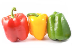 Three Pepper Stock Images