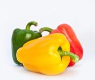 Three  pepper Stock Photo