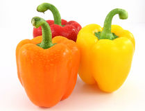 Free Three Peppers Royalty Free Stock Photo - 2216075